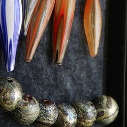 Davide Penso Glass beads blown
